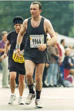 Bernd Scherer BSIS-Marathon