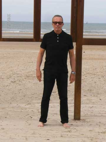 Bernd Scherer Coaching: Holistic Business for top performers, Oostende Beach/Belgium 2016