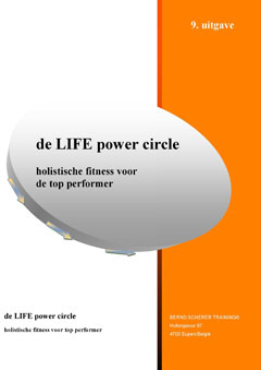 De LIFE power circle - holistische fitness voor de top performer
