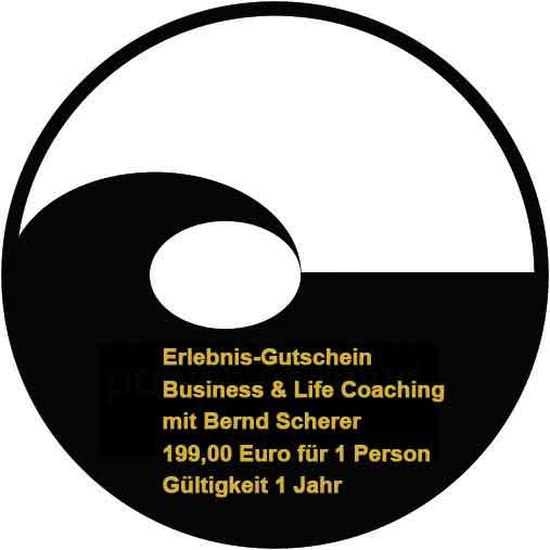 Bernd Scherer Gutschein